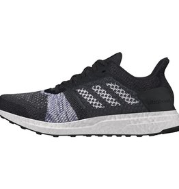Adidas Adidas Womens UltraBOOST ST (Carbon/White/Chalk Blue)