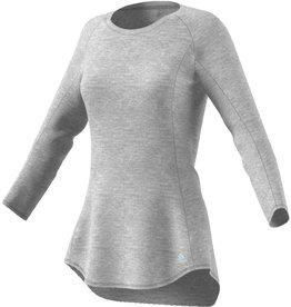 Adidas Adidas Womens Pure Running Dress (Grey Heather)