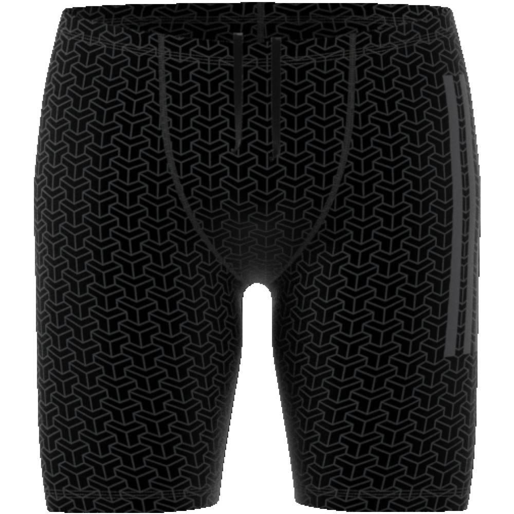Adidas Adidas Mens Regular Jammer (Back)