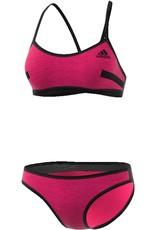 Adidas Adidas Womens BV Bikini Solid (Shock Pink)