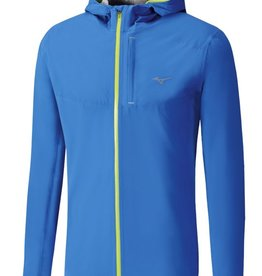 Mizuno Mizuno Mens Waterproof 20k Jacket (Directoire Blue)