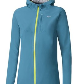 Mizuno Mizuno Womens 20k Waterproof Jacket (Tile Blue)