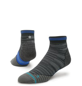 Stance Stance Run Mens QTR Sock - Uncommon Solids