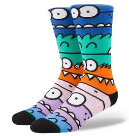 Stance Stance Run Mens Crew Sock - Monster Mash
