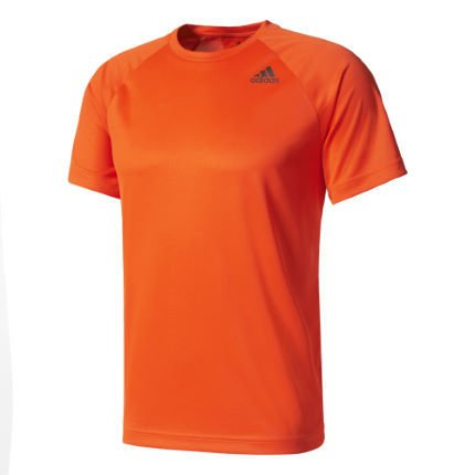 Adidas Adidas Mens D2M PL Tee