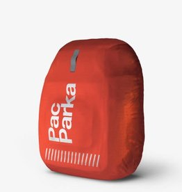 PacParka PacParka Backpack Rain Cover - Tangerine