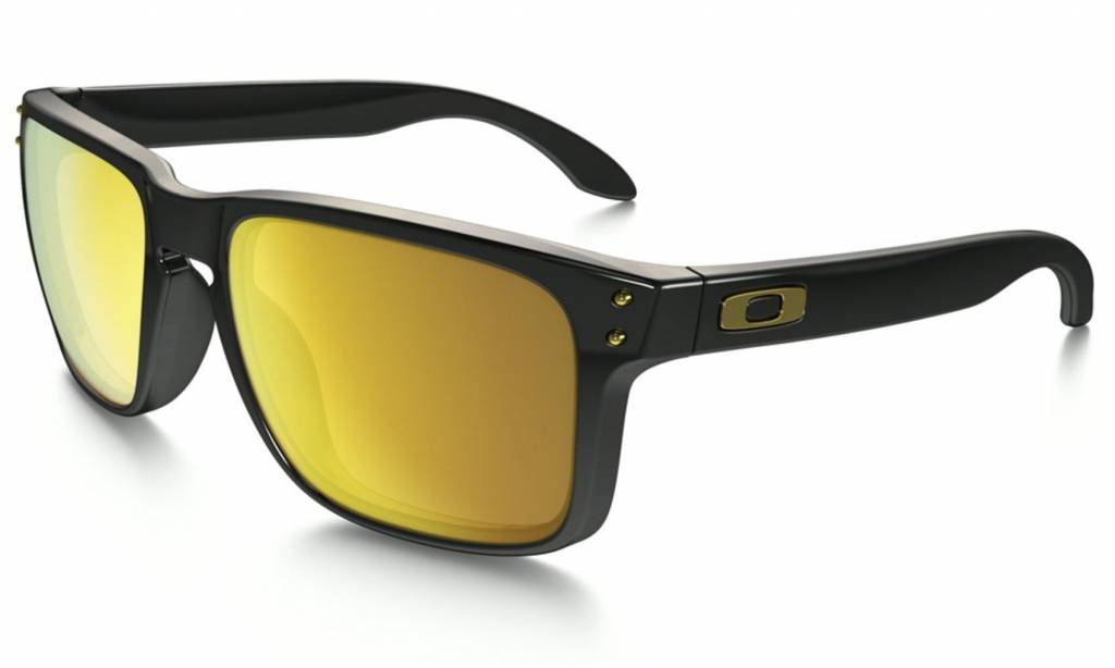 Oakley Oakley Holbrook - Polished Black/24k Iridium