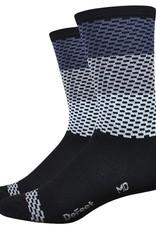 "DeFeet DeFeet Aireator Charleston Hi Top 6"" Cycling Socks"