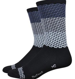 "DeFeet DeFeet Aireator Charleston Hi Top 6"" Cycling Socks"
