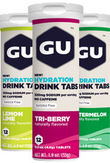 Gu Gu Brew Hydration Drink Tablet
