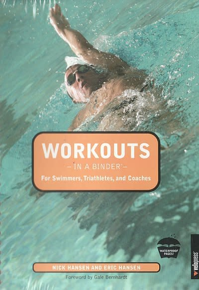 Cordee Workouts in a Binder - for Swimmers, Triathletes and Coaches