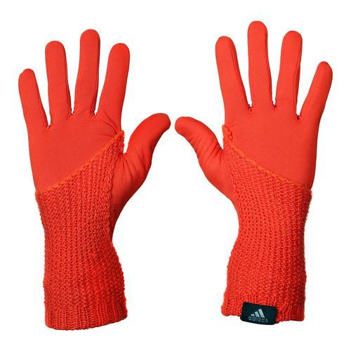 Adidas Adidas Running Climaheat  Gloves - Large