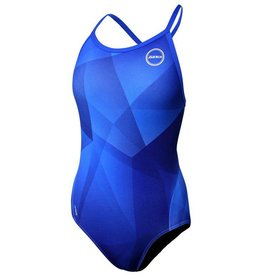 Zone 3 Zone 3 Womens Bound Back Aquaprism Swimsuit
