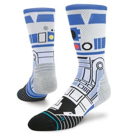 Stance Stance Run Mens R2D2 Crew Sock