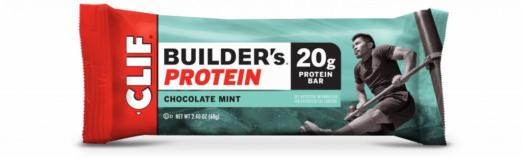 Clif Clif Builders Bar