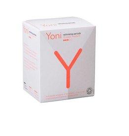 Yoni Yoni Pads Medium  (apart verpakt met  vleugels)