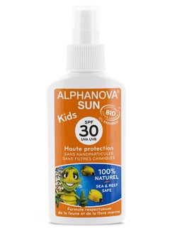 Alpha Nova Alphanova Sun Bio SPF 30 KIDS Spray 125g