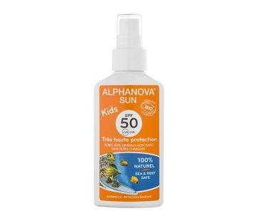 Alpha Nova Alphanova Sun Bio SPF 50 KIDS Spray 125g
