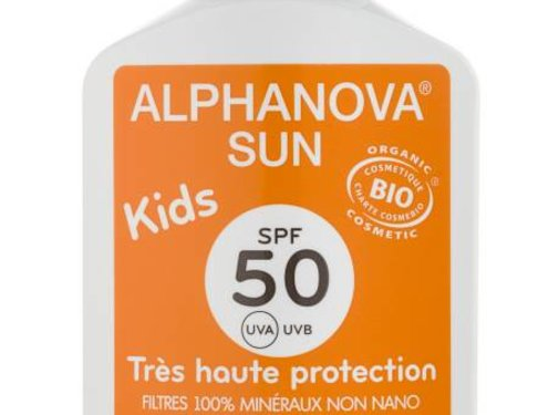 Alpha Nova Alphanova Sun Bio SPF 50 KIDS Spray 125g