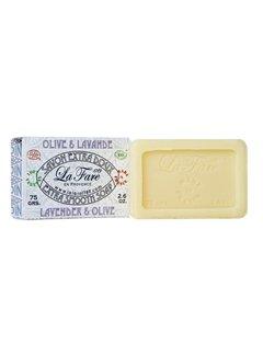 La Fare 1789 La Fare 1789 Extra Smooth Soap Lavender Olive 75g