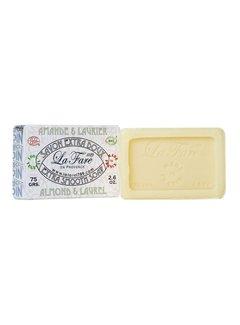 La Fare 1789 La Fare 1789 Extra Smooth Soap Almond Laurel 75g