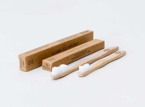 The Bamboo Brush Society Bamboo Brush Society - Tandenborstel
