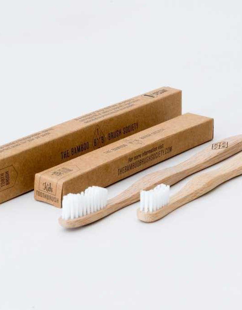 The Bamboo Brush Society Bamboo Brush Society - Tandenborstel