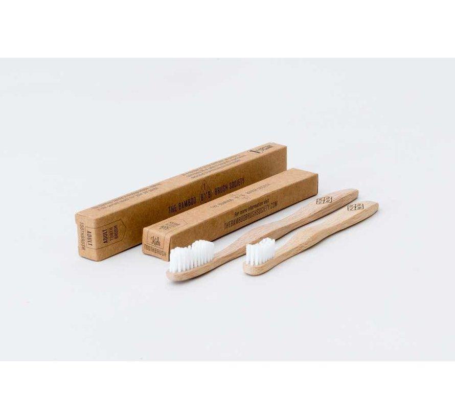 Bamboo Brush Society - Tandenborstel
