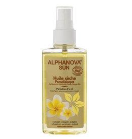 Alpha Nova Alphanova Sun Bio Paradise Dry Oil Spray 125ml