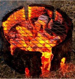 Ecogrill Ecogrill large kant en klaar met grillrooster