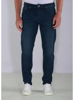 Mud Jeans Mud Jeans Regular Dunn - True Indigo