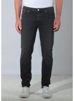 Mud Jeans Mud Jeans Regular Dunn - Stone Black