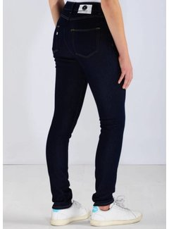 Mud Jeans Mud Jeans Skinny Lilly - Strong Blue