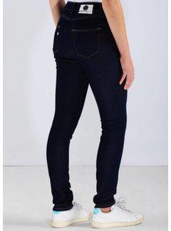 Mud Jeans Mud Jeans Skinny Hazen - Strong Blue