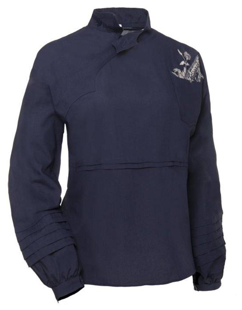 VanJos Van Jos geborduurde blouse