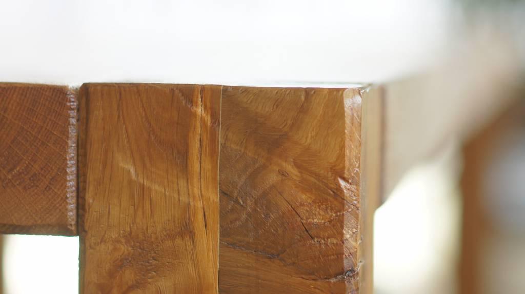 Qstall Tisch TQ2 Massivholz Eiche