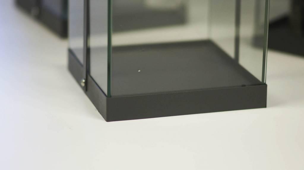 Broste Copenhagen Lantern 'Kari' L Metall/Glas - Large
