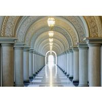 Säulengang - Fototapete 8-teilig 366 x 254 cm