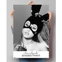 Ariana Grande Maske  - Poster 61 x 91.5 cm
