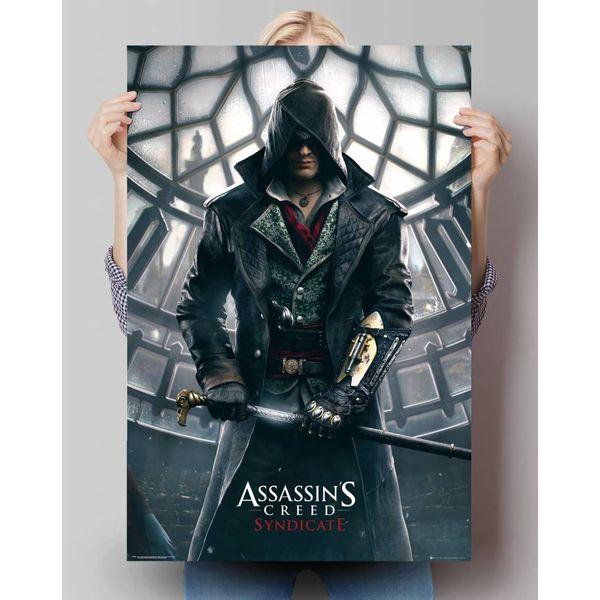 Assassin`s Creed Big Ben - Poster 61 x 91.5 cm