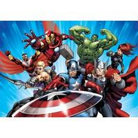 Avengers - Fototapete 254 x 184 cm