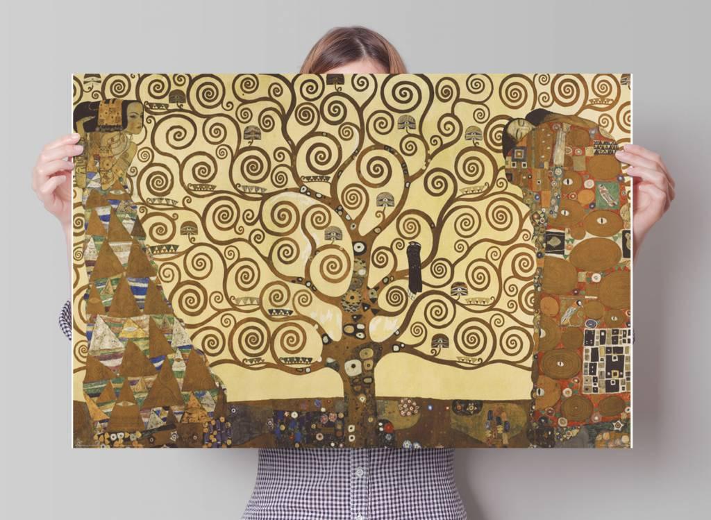 Klimt Baum des Lebens | Poster - REINDERS!
