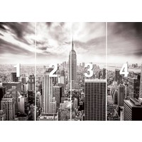 New York Empire State Building - Fototapete 368 x 254 cm