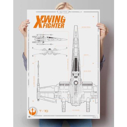 Poster Star Wars Episode VII