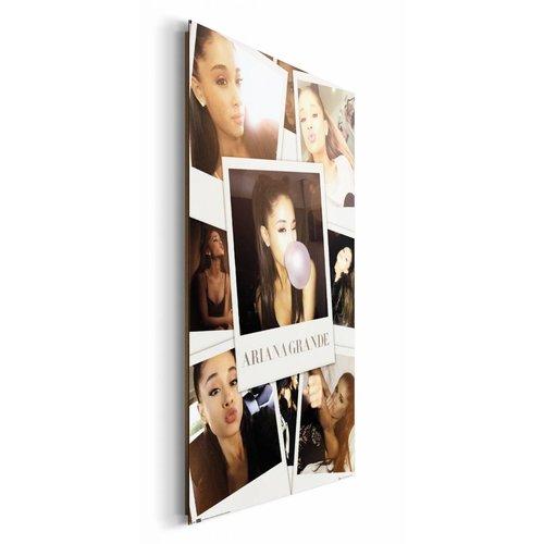 Wandbild Ariana Grande Selfies