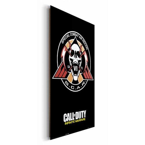 Wandbild Call of Duty Infinite Warfare