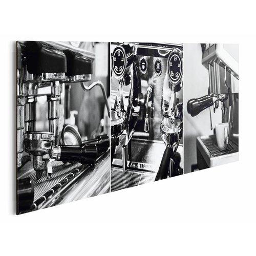 Wandbild Espresso Bar