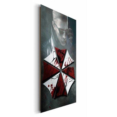 Wandbild Resident Evil