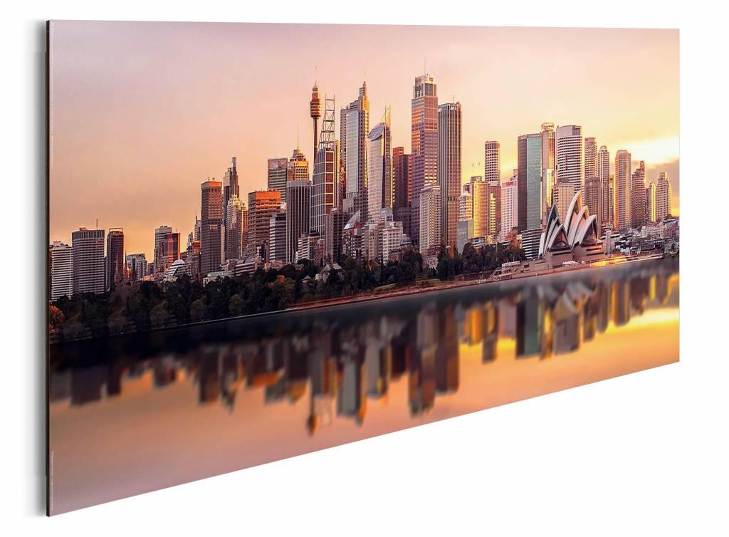 Sydney bei Sonnenuntergang | Wandbild - REINDERS!