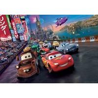 Disney`s Cars 2  - Fototapete 254 x 184 cm